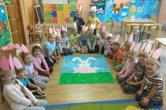 Dzień królika i dzień muzyki w przedszkolu