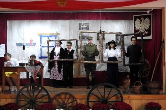 Gminne obchody 100-lecia odzyskania niepodległości przez Polskę