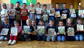 Uroczyste pasowanie uczniów klasy I na czytelników