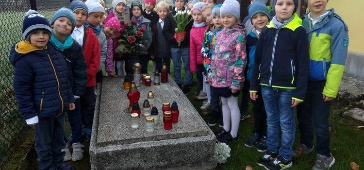 Klasa I na grobie nieznanego żołnierza