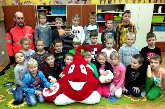 O krwiodawstwie w klasie I