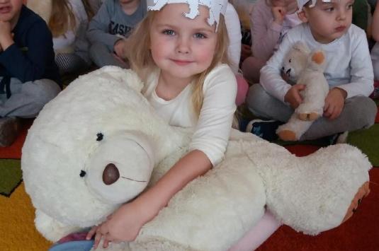 Dzień Polarnego Misia w punktach przedszkolnych