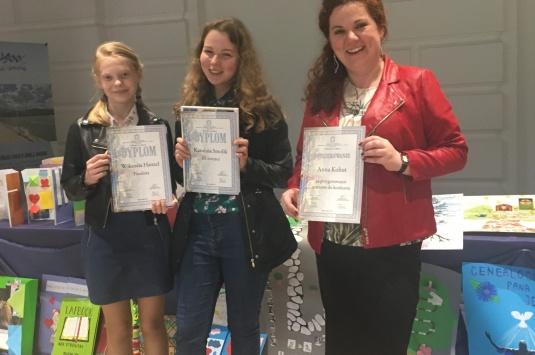 Gala rozdania nagród w konkursie wiedzy biblijnej JONASZ