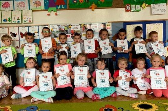 Drogowe ABC w przedszkolu