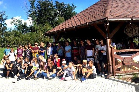 Międzynarodowe spotkanie na Tule- zakończenie czesko-polskiego projektu