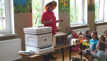 O życiu pszczół- spotkanie z pszczelarzem