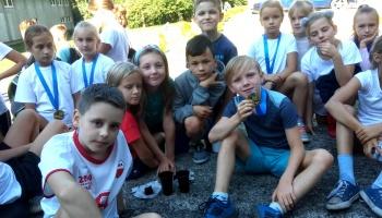 II Mistrzostwa Gminy Goleszów w biegach przełajowych
