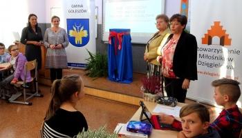 Obywatel IT- przekazanie tabletów na rzecz szkoły