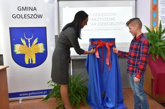 """Obywatel IT   """"Z komputerem za pan brat – podnosimy kompetencje cyfrowe mieszkańców Gminy Goleszów"""""""