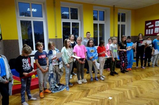 Teatralna Noc w Szkole