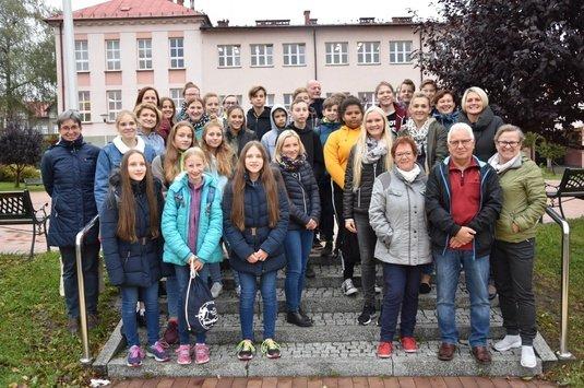 Polsko-niemiecka współpraca Goleszowa oraz Reiskirchen