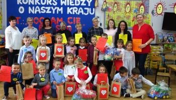 """IV Międzyprzedszkolny Konkurs Wiedzy o naszym kraju """"Kocham Cię Polsko !!!"""""""