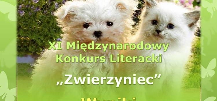 Elwira Kaczmarczyk laureatką XI Międzynarodowego Konkursu Literackiego