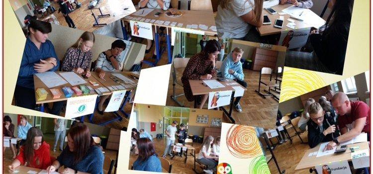 Matematyczne podróże- projekt mPotęga dla klas 7-8
