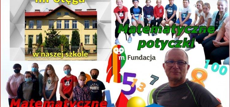 Matematyczne potyczki- projekt mPotęga dla klas 4-6